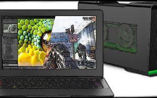 Отличие ремонта ноутбука от настольного компьютера