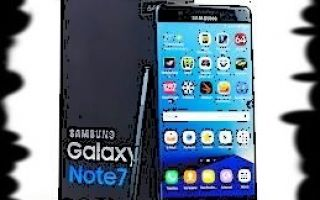 Samsung Galaxy Note 7 возвращается