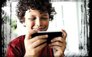 Нужен ли телефон для ребенка ?