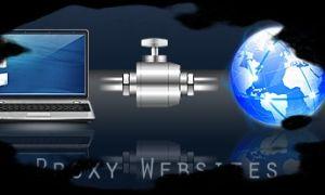 Как поставить анонимный прокси сервер