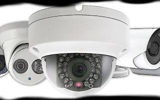 Внутренние и внешние системы видеонаблюдения