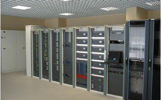 Типы телекоммуникационных шкафов