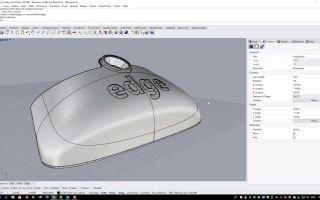 3D моделирование в Rhinoceros 3D