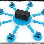 Сервер — один из компонентов ИБ в информационной сети